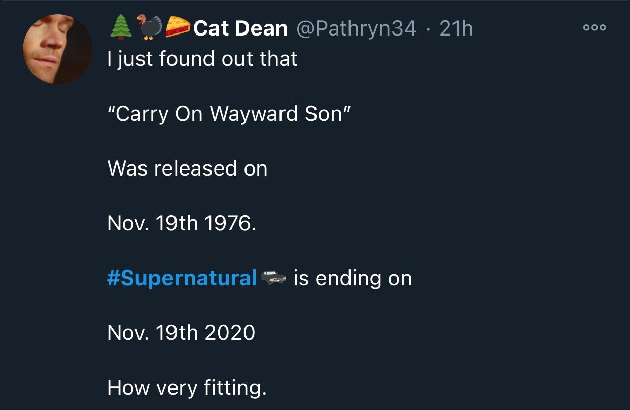 supernatural - meme