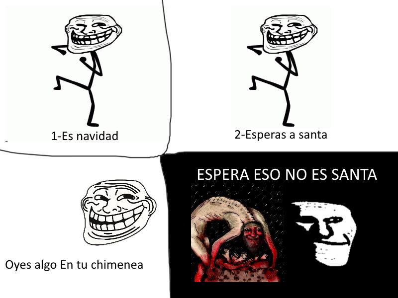 EL HOMBRE DE YULE - meme
