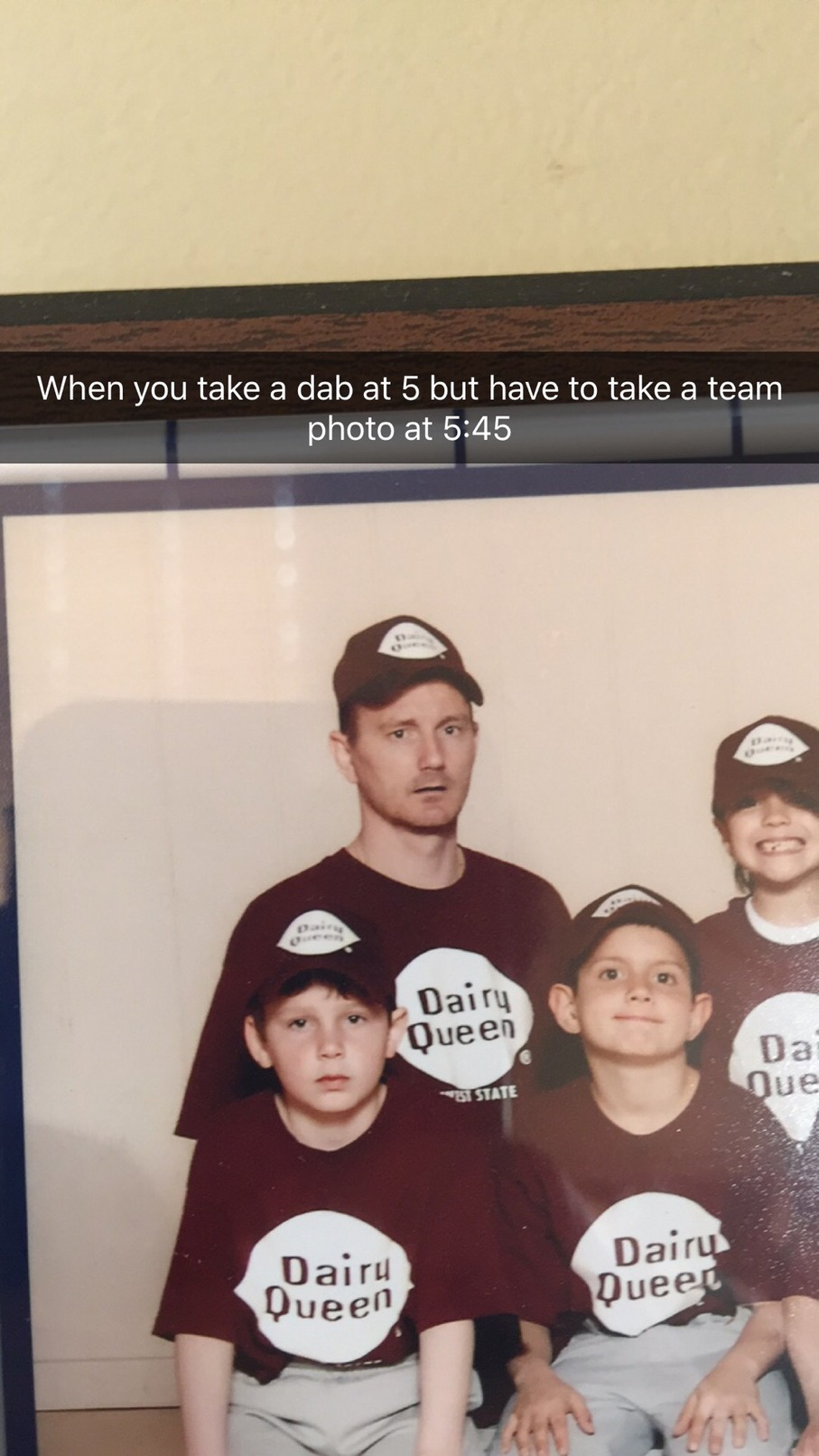 High Dad - meme