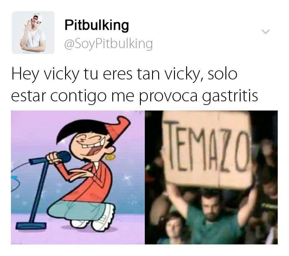 Vicky - meme