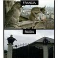 Russia sigue siendo terreno desconocido
