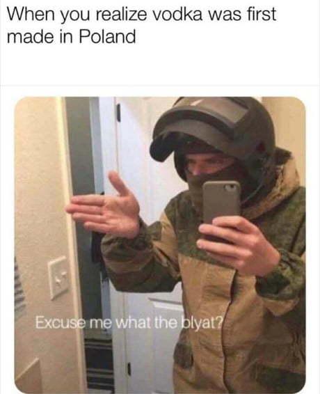 Blyet - meme