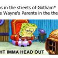 Technically a Joker spoiler but we've seen it happen every time