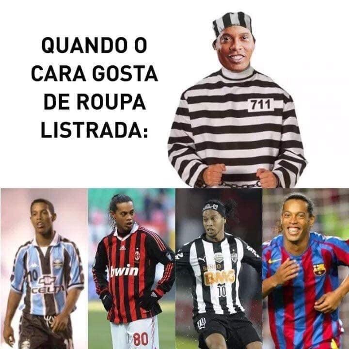 Ronaldinho - meme