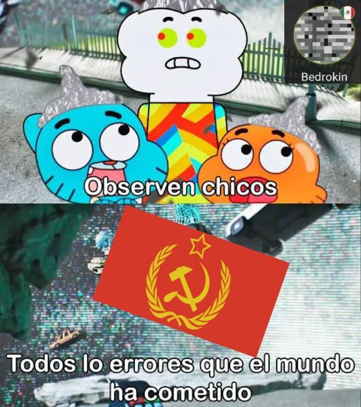 El socialismo no fumciona - meme
