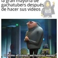 No lucran con los videos