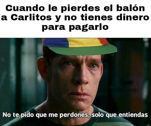Por que Carlitos - meme