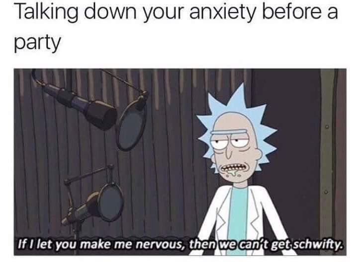 Rick. - meme