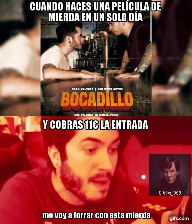 Bocadillo - meme