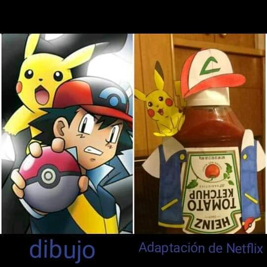 La mejor adaptación - meme