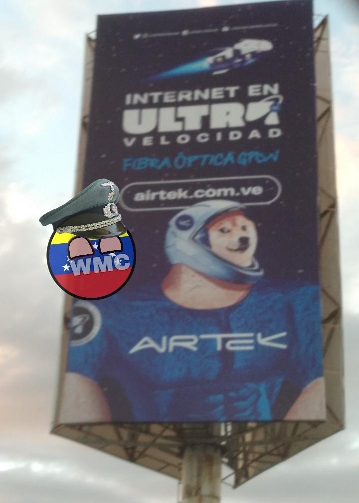 La imagen es real, está diagonal a la Universidad URBE en Maracaibo, yo la tome - meme