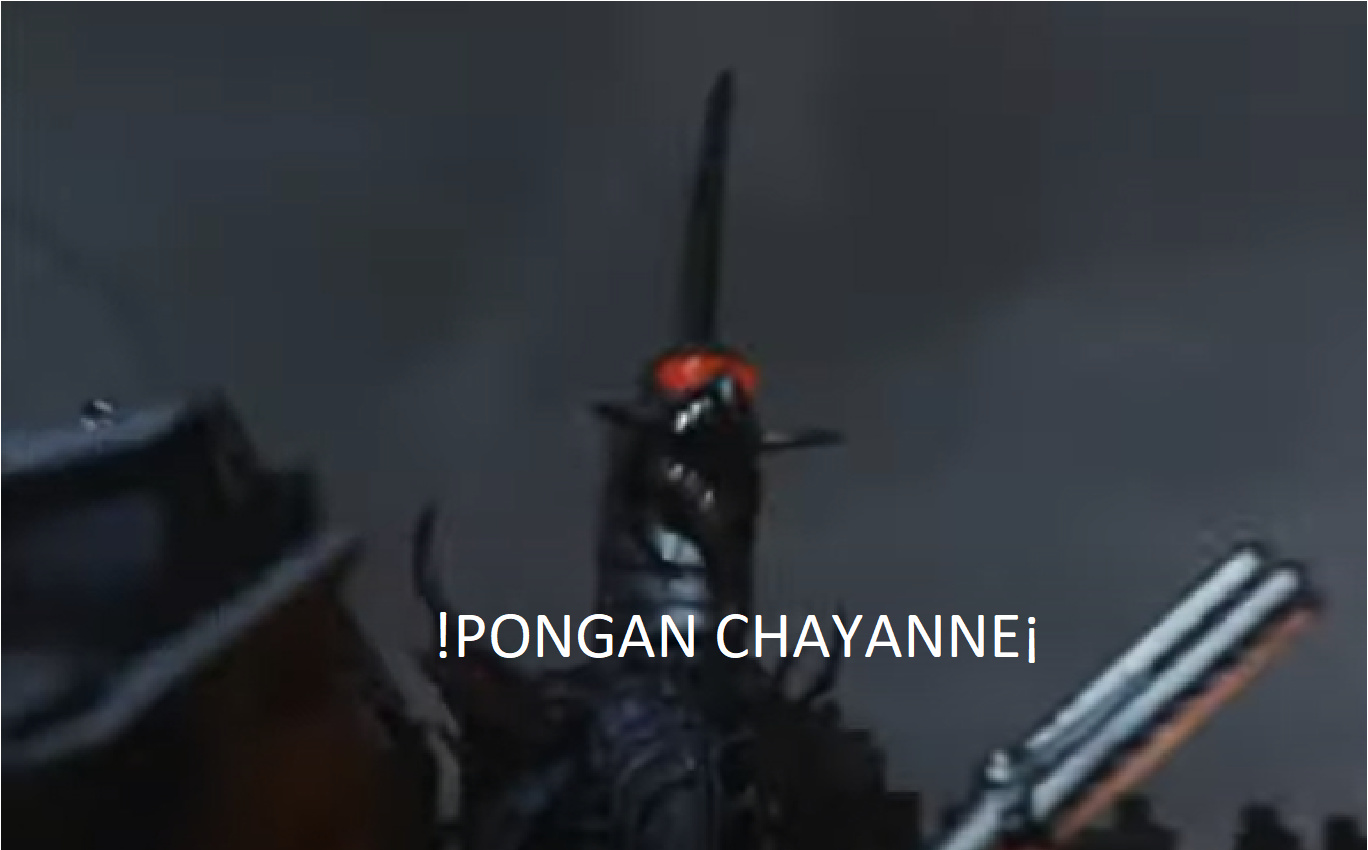 *Pone Chayanne* - meme