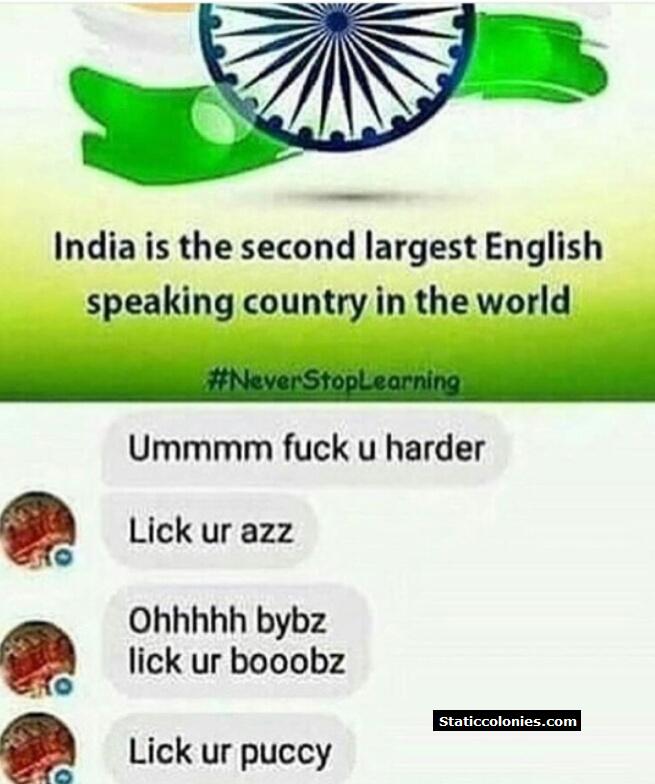 Englush - meme
