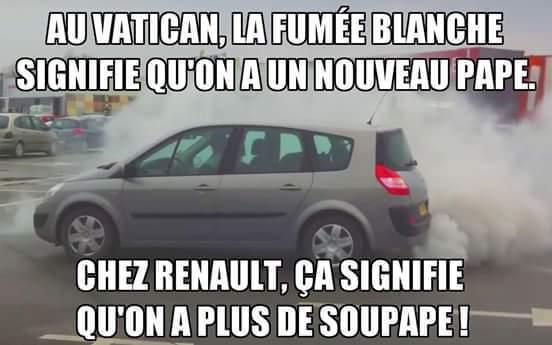 Renault tout les jour un problème nouveau - meme