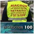 DESTRUCTION 100