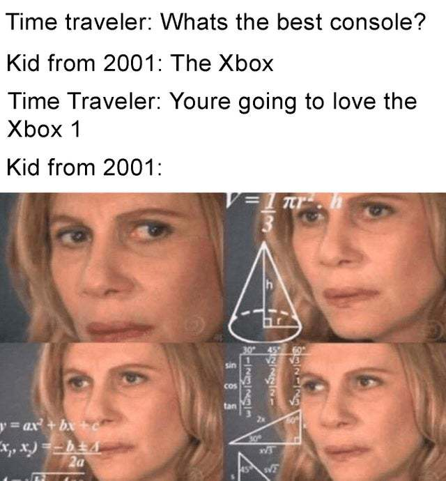 What is the best console? - meme