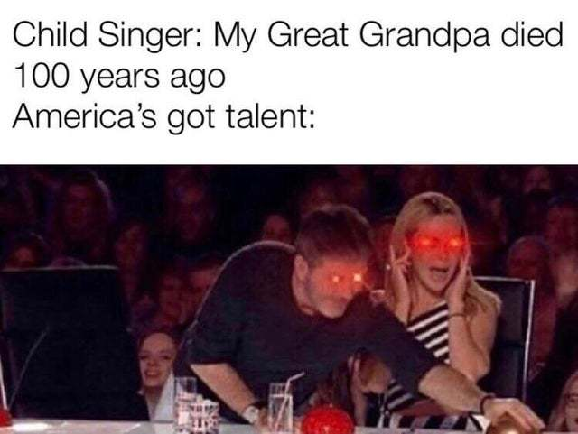It really be like that - meme