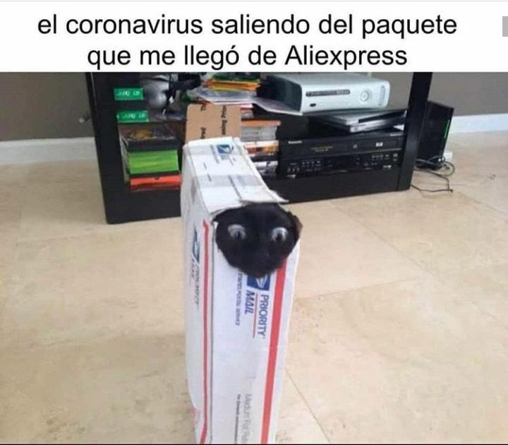 Jajajajaia coronavirus - meme