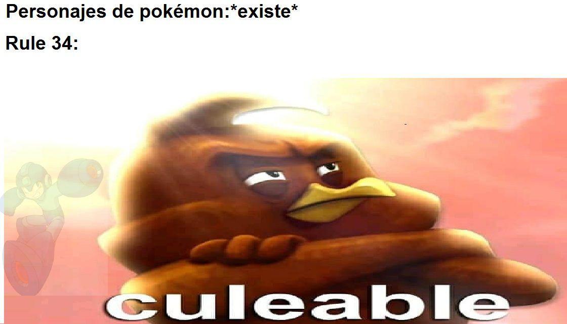Jaja no mamen sale un personaje de pokémon y la rule 34 lo sexualisa en 1 hora - meme