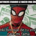 Spiderman facha