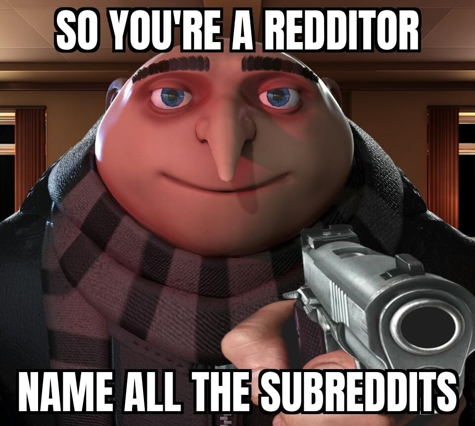 Name them - meme