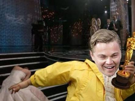 DiCaprio - meme