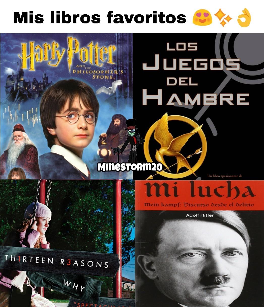 Hitler es el mejor personaje - meme