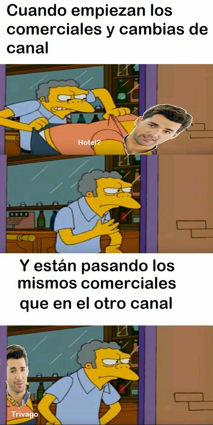 Trivago - meme