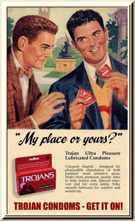 Ah. 50's advertising - meme