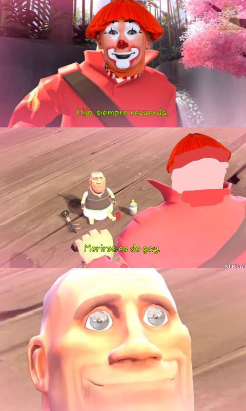 Recuerden que morirse es de gays - meme