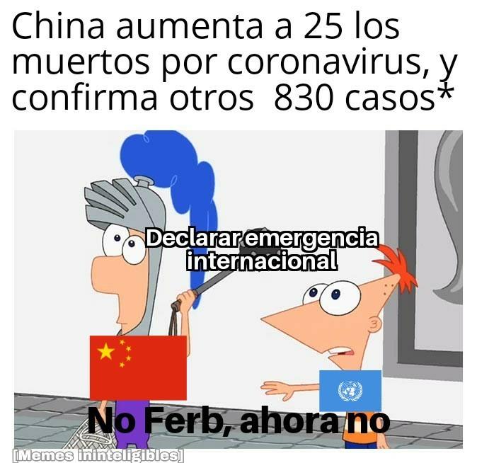 La ONU es tan   ̶I̶n̶útil - meme