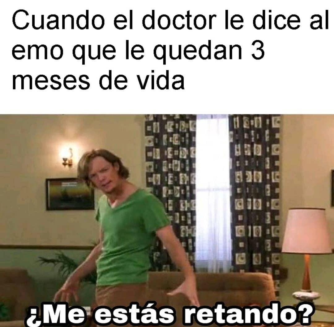 C murio - meme