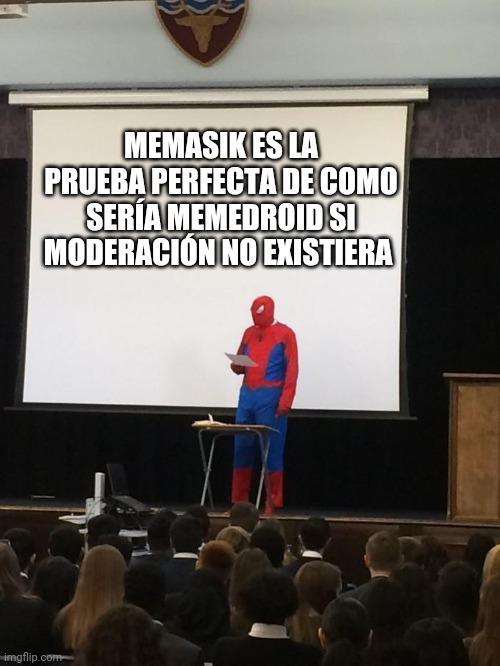 Memasik - meme