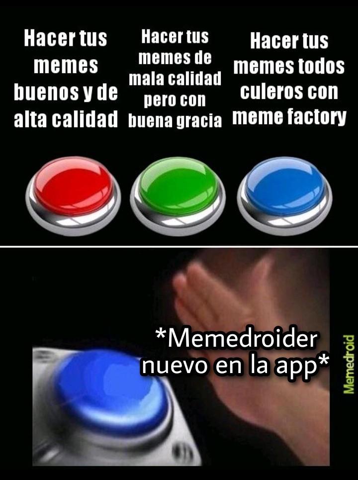 Momento Ironic - meme