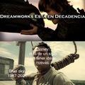dreamworks ya no es el mismo de antes