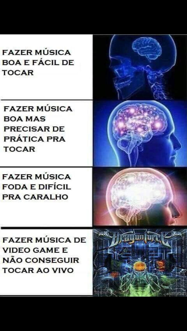positivem quem souber a letra de through the fire and flames - meme