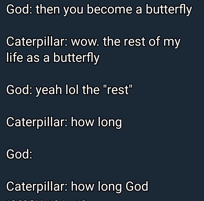 How long - meme