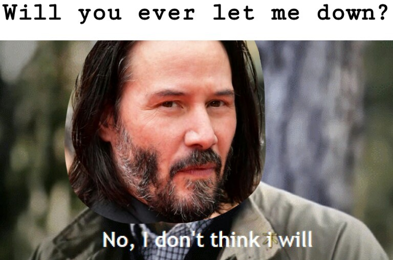 True hero - meme
