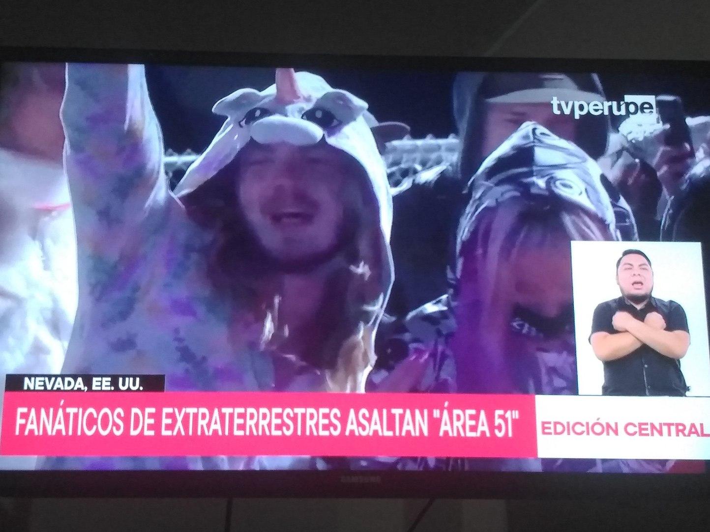 Ya noticia ya salió hasta en Perú, por fin le dan importancia - meme