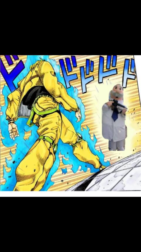 Esta será una verdadera pelea de Titanes - meme