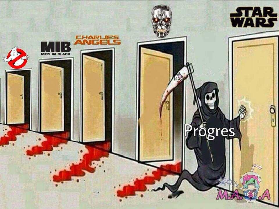 pinches progres - meme