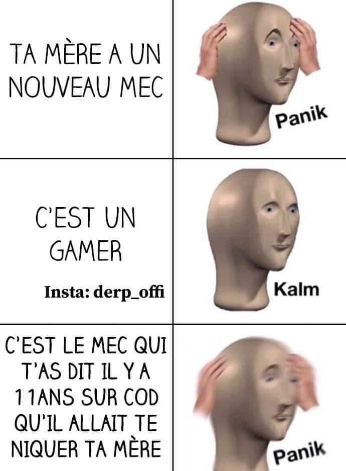 Panne - meme