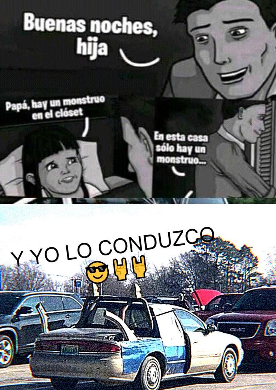8to meme! (monstruosidad de vehiculo :0)