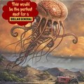 Chthulu and location