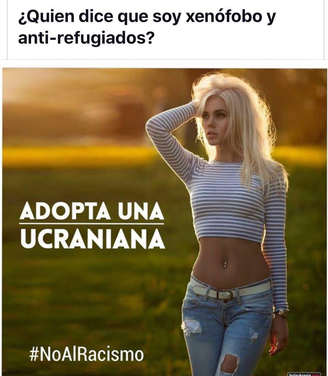 El titulo se fue a ucrania - meme