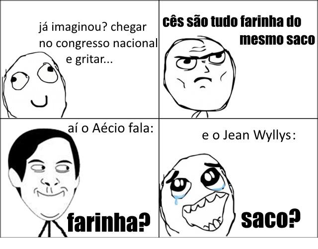 enquanto isso,no Brasil... - meme