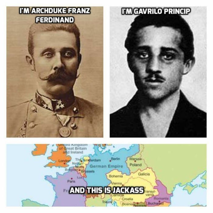 Jackass - meme