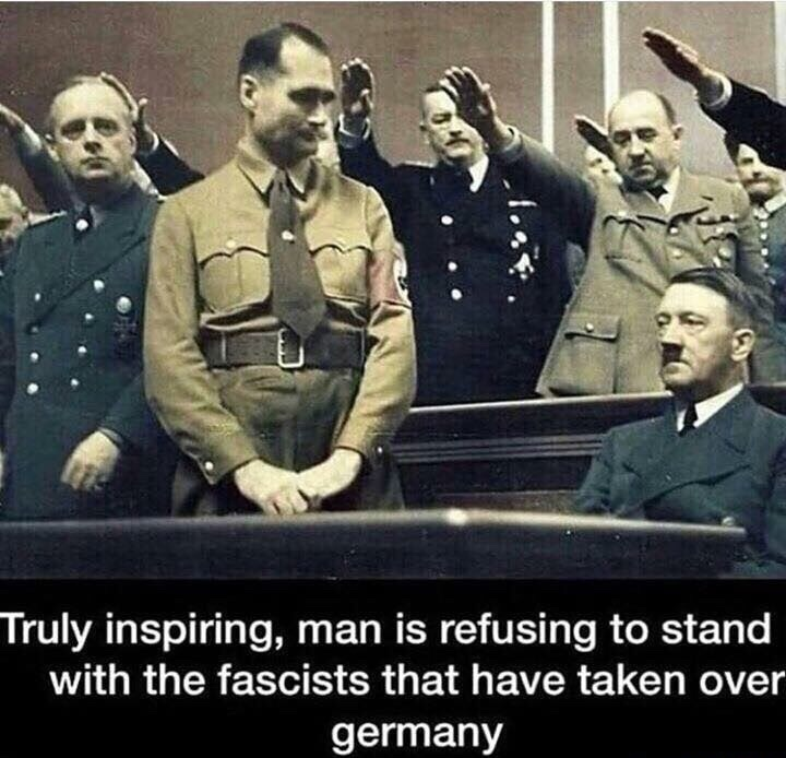 he did nothing wrong - meme
