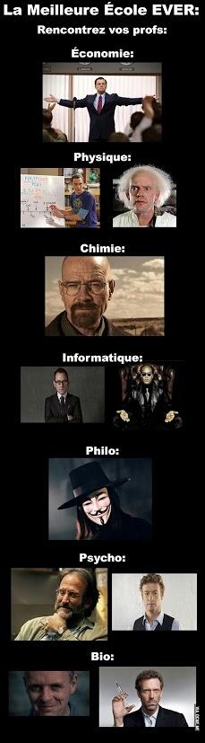 1 er partie: -> - meme