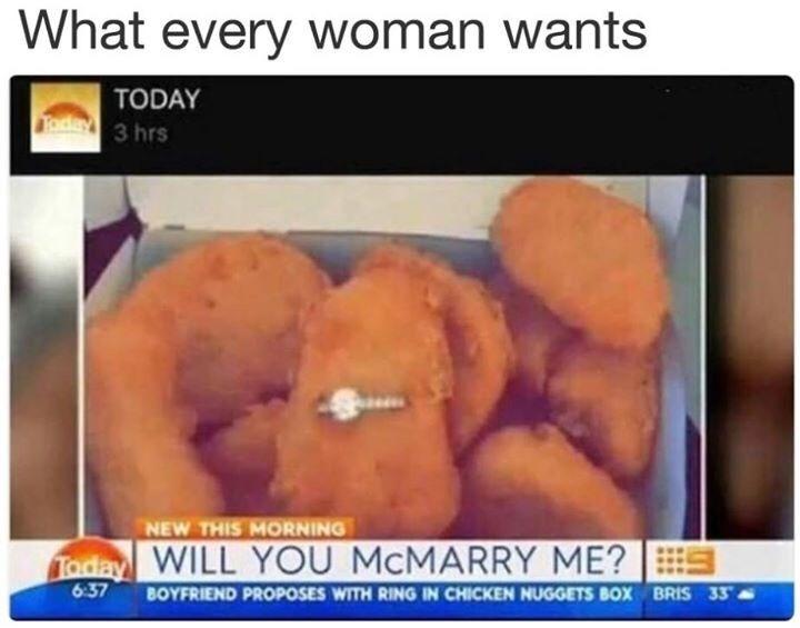 Mc marry - meme
